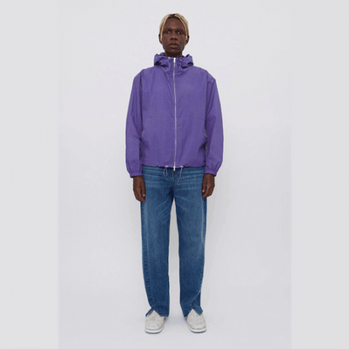 OUR LEGACY【アワーレガシー】FACILITY JACKET THERMOCHROMIC PURPLE M2211FT