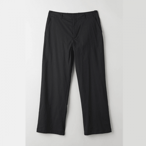 OUR LEGACY【アワーレガシー】BORROWED CHINO BLACK VOILE M2204BBL