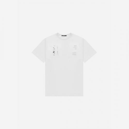 STAMPD 【スタンプド】 stampd ahs eroded tee WHITE  (S-M2637TE)