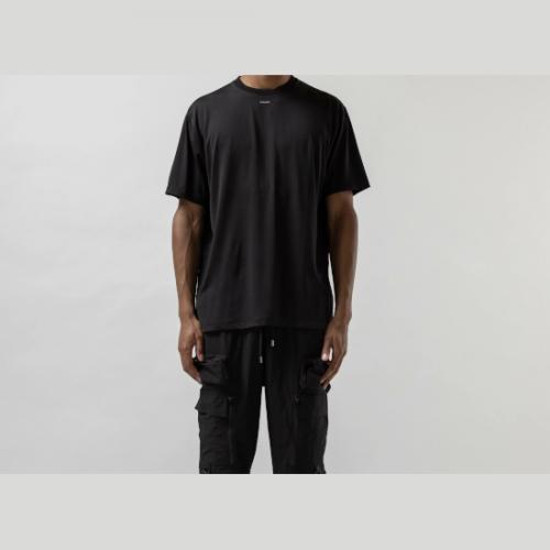Stampd 【スタンプド】 ラッシュガードTシャツ BLACK (S-M2507TE)