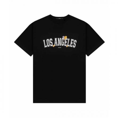 Stampd 【スタンプド】 LOS ANGELES TEE shirt Tops BLACK (S-M2487TE)