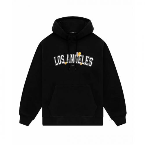 Stampd 【スタンプド】 LOS ANGELES LOVE HOODIE ブラック (S-M2600HD)