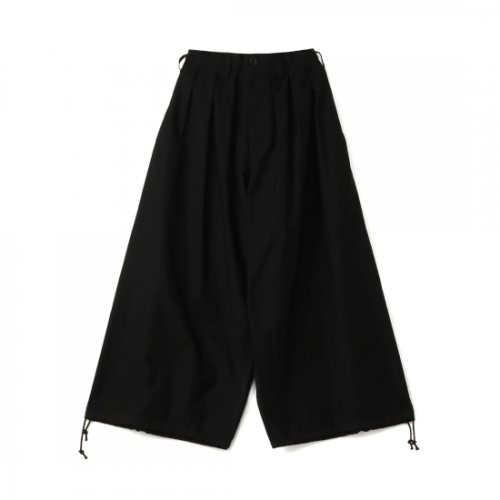 Yohji Yamamoto POUR HOMME C/TWILL THIN BALLOON PANTS (HD-P07-002-2-02)