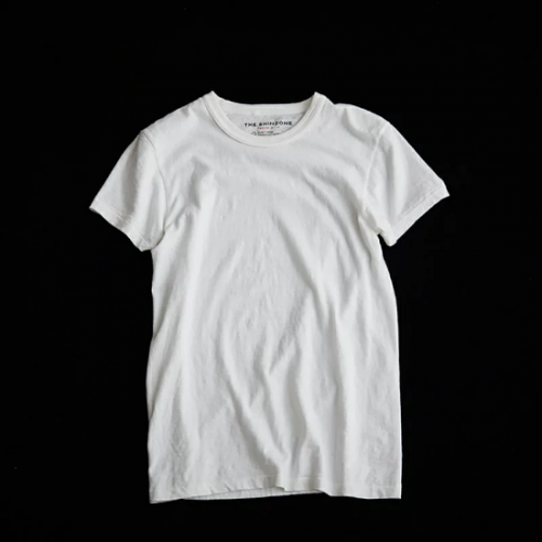 Shinzone 【シンゾーン】 CREW NECK T-SHIRTS (14SMSCU22)【カラー】 WHITE NAVY BLACK