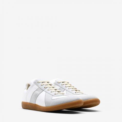 Maison Margiela 【メゾンマルジェラ】 Replica Sneakers ジャーマントレーナー(S57WS0236)