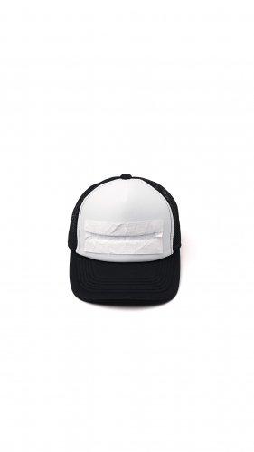 facetasm 【ファセッタズム】 x DOGS CAP BLACK (NDC001F)