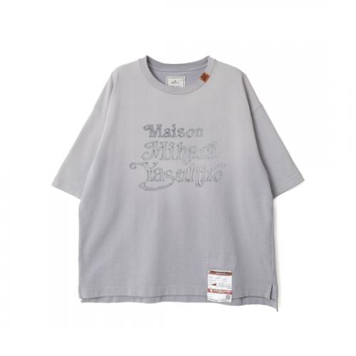 Maison MIHARA YASUHIRO 【メゾンミハラヤスヒロ】 Maison Mihara Yasuhiro Printed T-shirt GRAY A07TS693