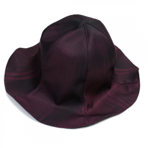 doublet【ダブレット】TURIP PRINTED TULIP HAT PURPLE 21AW41HT12