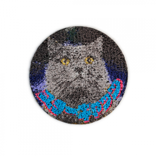 doublet【ダブレット】EMBROIDERY BADGE CAT 21AW52AC01