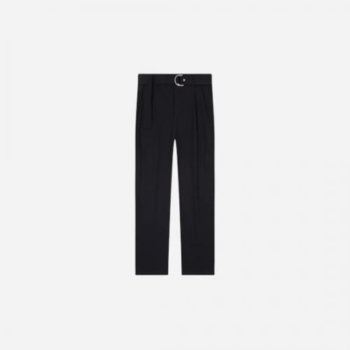STAMPD 【スタンプド】 BERLIN BRAND PANT BLACK S-M2683PT