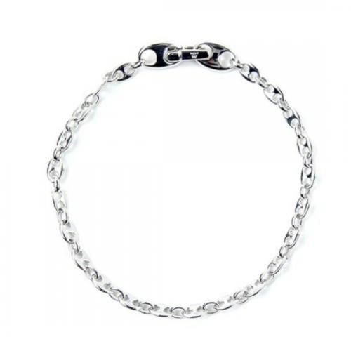 TOM WOOD/トムウッド Bean Bracelet,925 Silver,7.0/7.7(BBC46NA01S925)