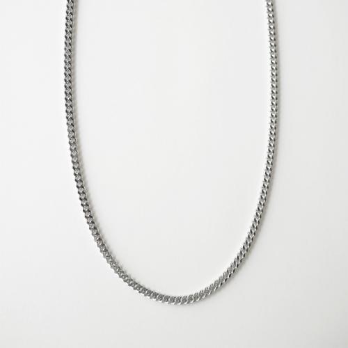 TOM WOOD/トムウッド Curb Chain M(N13029CCM01S925)