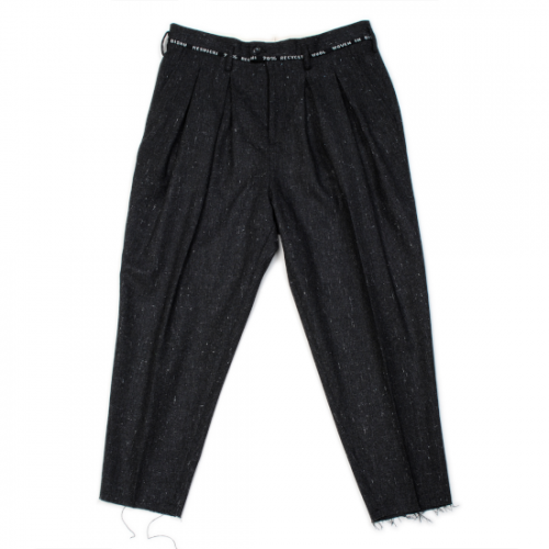 doublet【ダブレット】RECYCLE WOOL TROUSERS 21AW06PT152