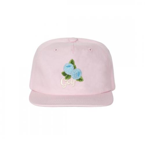 GOLF WANG 【ゴルフワン】 RASPBERRY 5 PANEL HAT (RP119)