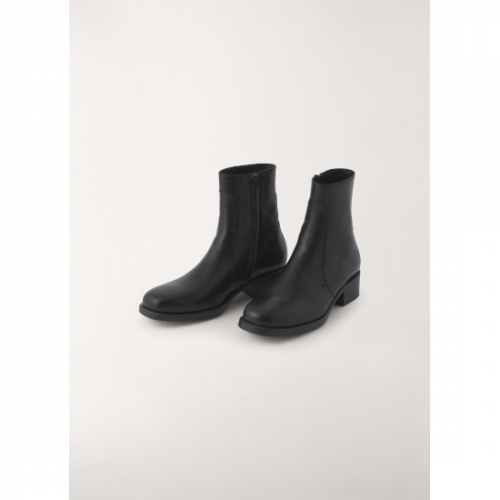 LEMAIRE 【ルメール】 CLASSIC BOOTS BLACK  (M 213 FO306 LL 185)
