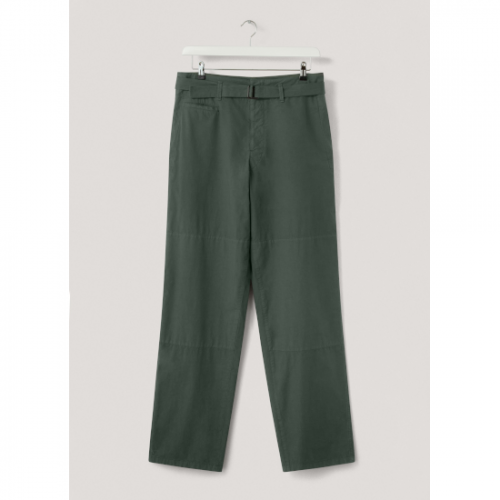 LEMAIRE 【ルメール】 TRENCH PANTS DEEP FOREST  (M 213 PA171 LF288)