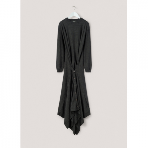LEMAIRE 【ルメール】 DOUBLE LAYER SKIRT DRESS  (W 213 KN609 LK087)
