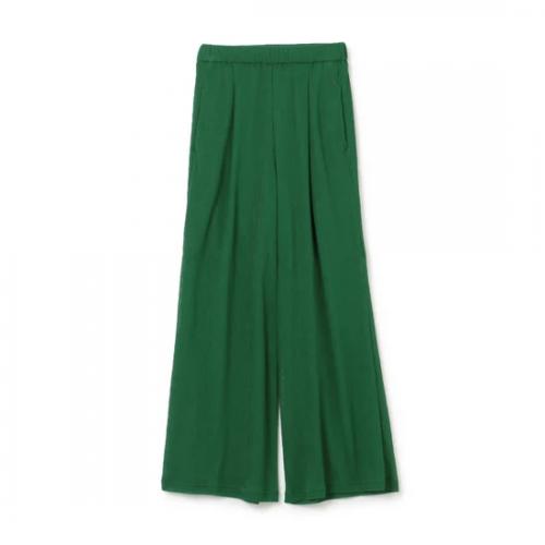 AKIRA NAKA【アキラナカ】Eileen TP pants GREEN (AP2150-GR)