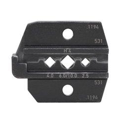 ソーラー端子(アンフェノールH4)用圧着工具 PEW12.1194