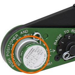 DMCポジショナー 86-19 M22520/7-11