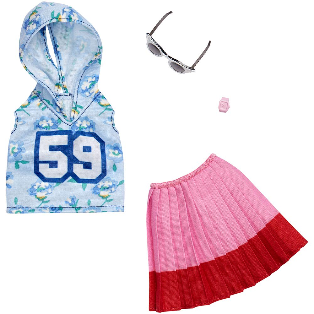 BARBIE COMPLETE LOOKS FASHION 9 FXJ10 BA グッズ