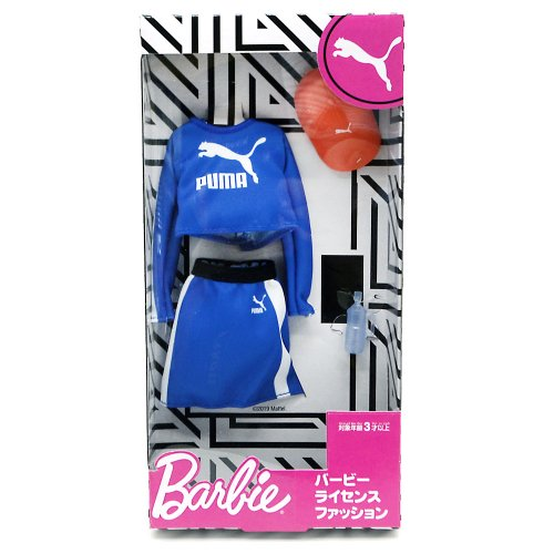 <img class='new_mark_img1' src='https://img.shop-pro.jp/img/new/icons11.gif' style='border:none;display:inline;margin:0px;padding:0px;width:auto;' />BARBIE COMPLETE LOOK PUMA FASHION GHX82 BA