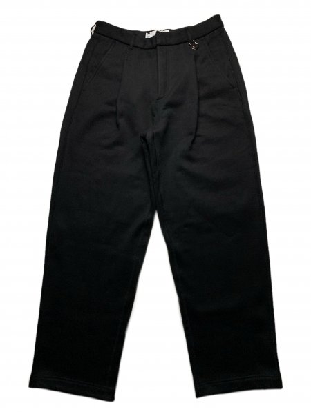 Jersey Straight Cut Trousers