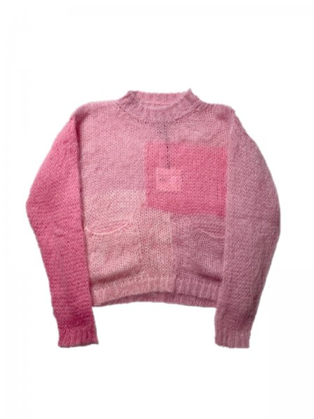 LEFTOVERS KNITTED PULLOVER