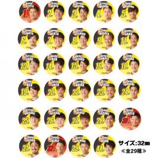 【新商品】選手缶バッジ
