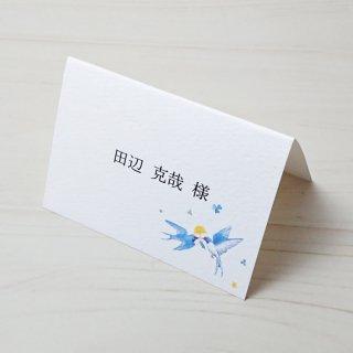 席札 手作りキット 【 空のパーティー 】