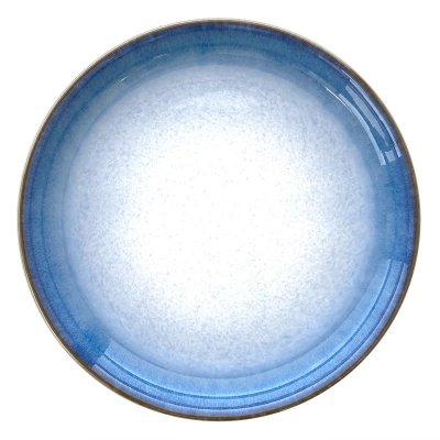 Blue Haze  ブルーヘイズ  ブレックファーストプレート26cm