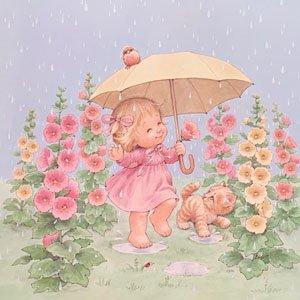BLLESD ARE YE  雨に歌えば <br>プリントのみ5枚セット