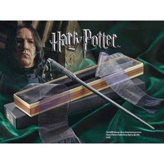 ハリー・ポッター スネイプ教授専用 魔法の杖レプリカ ラッピング無料