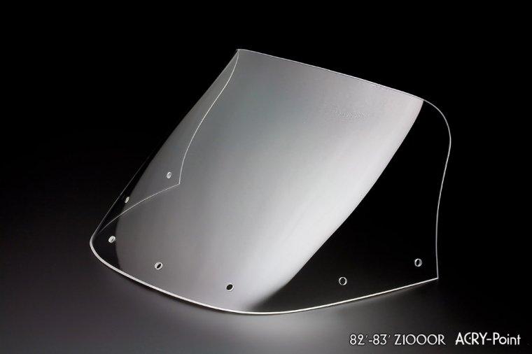 Kawasaki Z1000R クリアスクリーン
