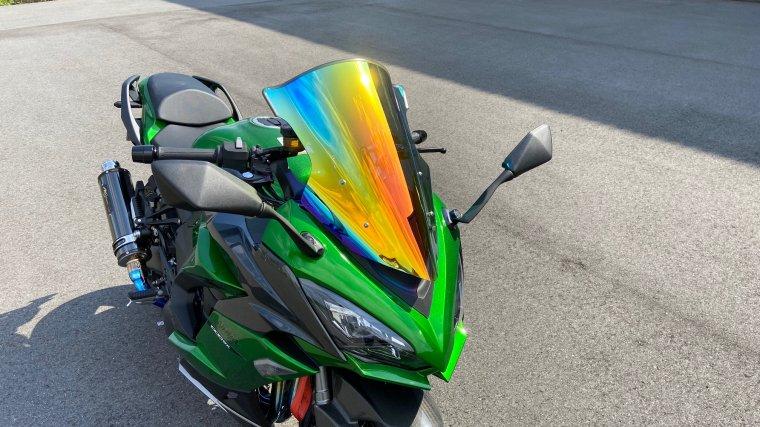 Kawasaki 20-21 Ninja1000SX ミラースクリーン