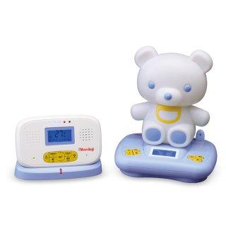 クマさんコール プレミアム デジタル2WAYベビーモニター(販売品)