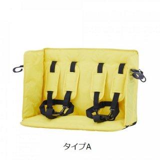 【販売品】カトージ おさんぽワゴンカー用2人掛けシート A・B