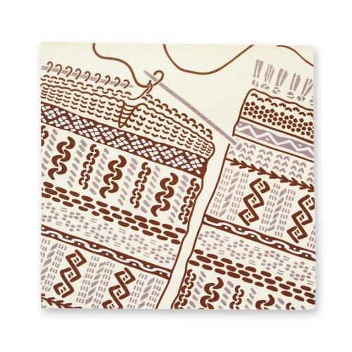 編み物[風呂敷]