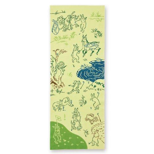 鳥獣戯画-ゴルフ