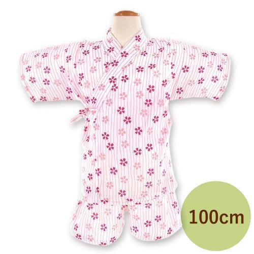 縞さくら ピンク 100cm