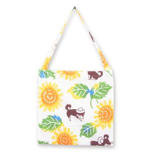 夏の散歩 ワンショルダートートバッグ
