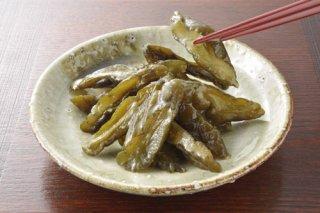きゅうりの味噌漬(西京味噌仕立て)