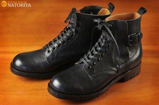 ショセ C792-BL ブーツ コマンド 【ブラック】