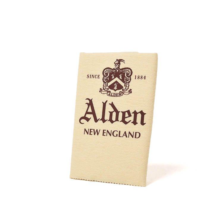 ALDEN (オールデン) 純正 ポリッシングクロス