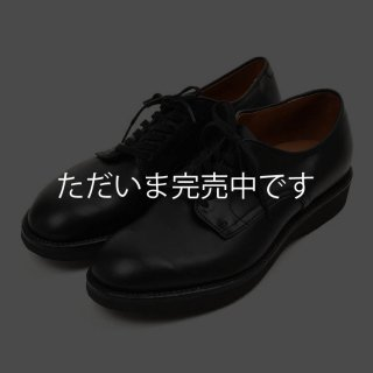 ALDEN オールデン 当店別注N6412 P-TOE クロムエクセル ブラック