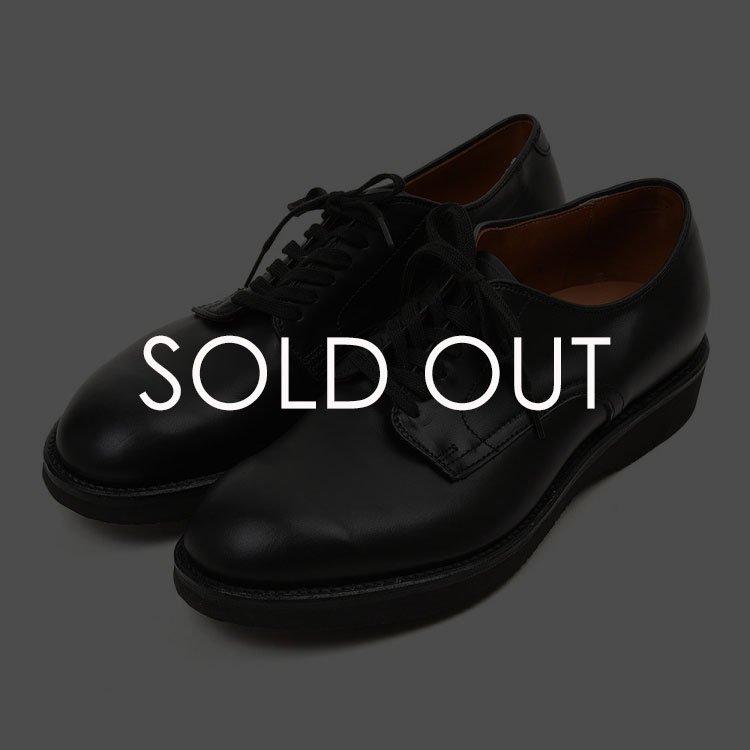 オールデン 当店別注N6412 P-TOE クロムエクセル ブラック