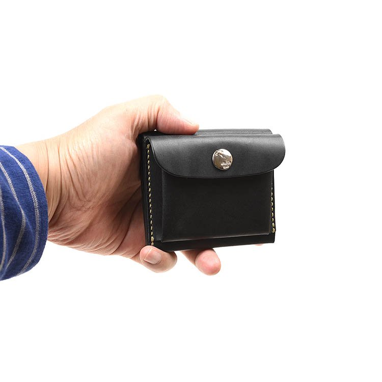 MOTO W9 ミニウォレット (ブラック)