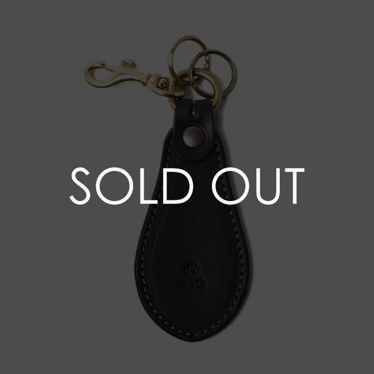 MOTO (モト) KH10 シューホーンキーホルダー 【ブラック】