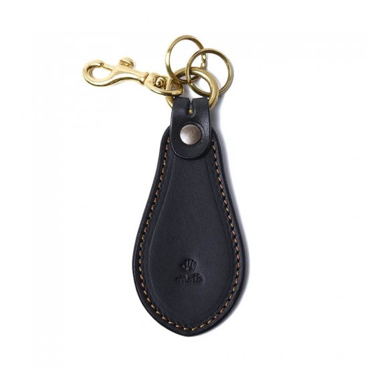 MOTO KH10 シューホーンキーホルダー 【ブラック】(▲受注生産)
