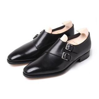 JOHN LOBB ジョンロブ CHAPEL 8000 MISTY CALF (BLACK) Eウィズ